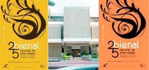 25 Bienal Nacional de Artes Visuales