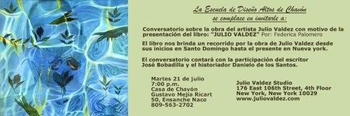 Conversatorio Julio Valdez