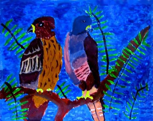 Portada Aves de Dominicana