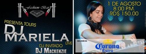 DJ Mariela