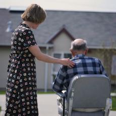Cuidado de un paciente con Alzheimer