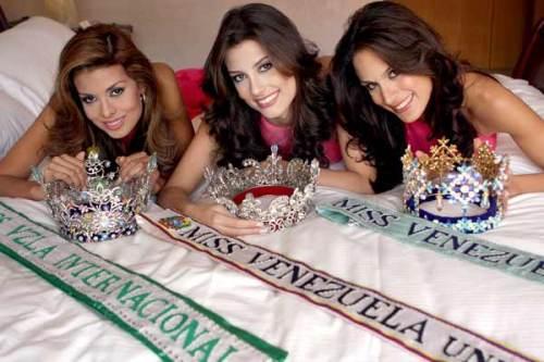 Las reinas venezolanas
