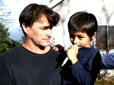 4Richard and son Falcon