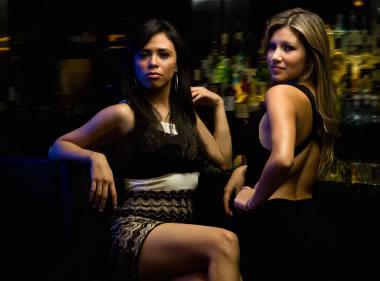 Chicas del club