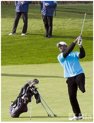 Golfista Dominicano