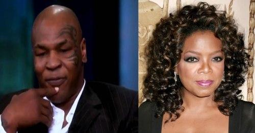 Tysn in Oprah